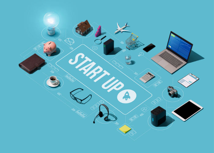 Checklist for starting up a new business