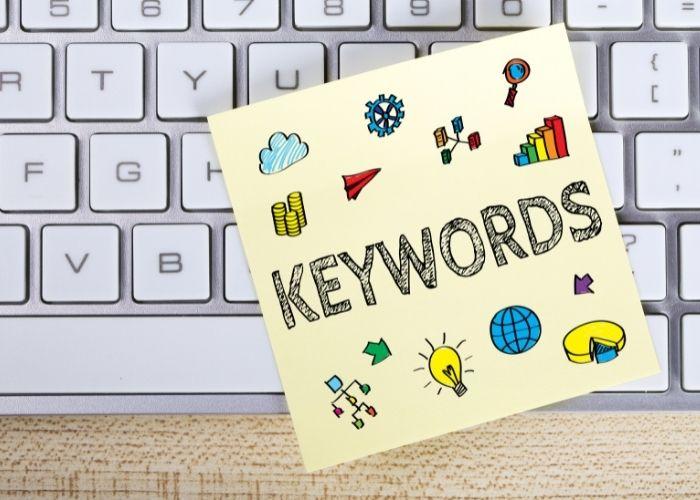 Choosing The Right Keywords UK & Ireland Website Design
